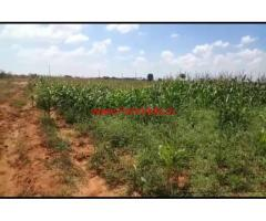 5 acres agriculture land for sale at Madhugiri, 15 KMS from Town
