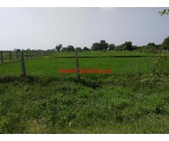 2 Acres Farm land for sale at pathancheru, Road side bit