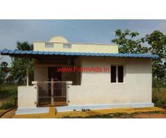 2.5 acres farm land with house for sale near Boothapadi