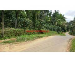 1 acre coffee farm land sale on Bangalore-Manathavady Highway