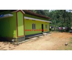 70 cents coffee estate with house for sale near Mysore Mananthavady road
