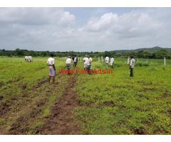 2 Acre 9 Guntas Agricultural Land for sale in Naskal Village, Pargi Mandal