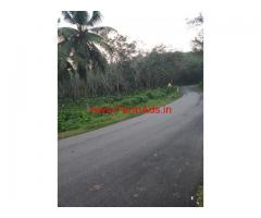 1 acre land for sale, 2 kilomters from nitte belman road