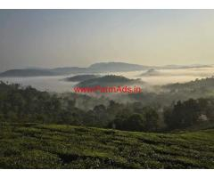 50 cents Tea estate for sale near Vagamon