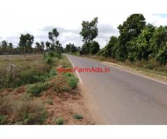 4 acre agriculture land for sale 12km from T narasipura town