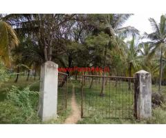 10 Acres coconut farm is for sale , It is 4.5 kms from Nanjangud town