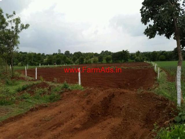 2 Acre Agriculture Land for sale in Mirjaguda - Chevella - Rangareddy