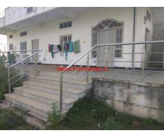 Farm house in about 1 acre land for sale near Kazipet Dargah