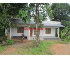 Farm house in 9.20 Cents land for sale at Vennimala Road, 8th Mile