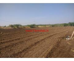 57 acres farm land single plot with 2 bore well is for sale near Hiriyur