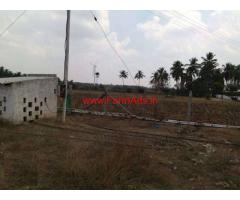 2.8 Acres agriculture land for sale near Poolavadi