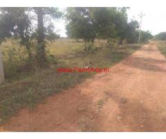 Cheap cost 70 cents agriculture land for sale near Poolavadi