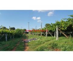 36 acre farm land for sale in near Thondebhavi near Doddaballapura