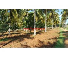 26 acres farm land for sale In doddabballapura. 2km from state Highway
