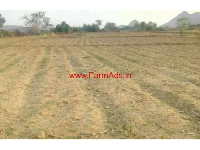 25 acre plain agriculture land for sale near srikalahasti