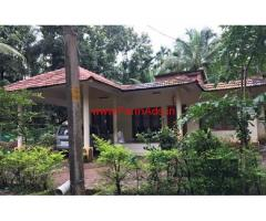 Farm house with 17 cents land for sale 200mt from Pulpally-Padichira Road