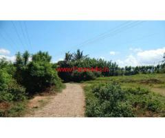 1 Acre Agriculture land for sale at Erattakulam, Attappady
