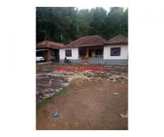 Farm House in 30 cents land for sale near Kukke Subramanya