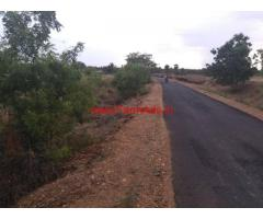 50 acres Agricultural land for sale  10 km from Marakaanam