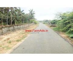 1.75 Acres Coconut farm land for sale near Sothaviali Beach