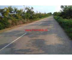 17 Acres Farm Land for sale at peddappur, 8 KMS from Mumbai Highway