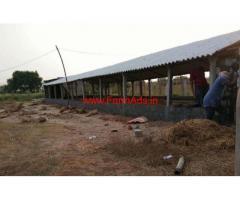 1 acre farm land for sale near Shamirpet, 30 KMS from Bowenpally