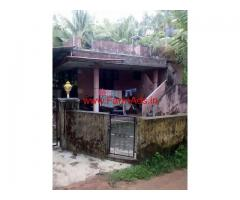 Farm house in 15 cents farm land for sale near Bailoor