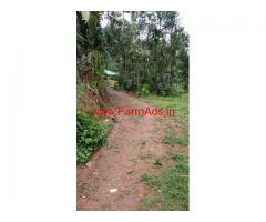 85 cents Farm land with house for sale Meenangadi