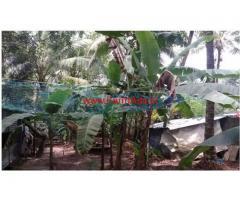 5 Cents land for sale near Cherthala, 200 mt from Kanichukulanagar Jn