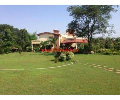 River Touch 2 Acres Farm land with Farm house for sale Kalamboli