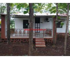 Farm house with 1.25 Acres farm land for sale at Gaulwadi,Karjat
