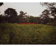 Canal Touch 1 acre farmland for sale at Takve, Karjat