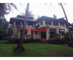 River Touch Farm house with 3 Acres Farmland for sale Vaijnath,Tata Road