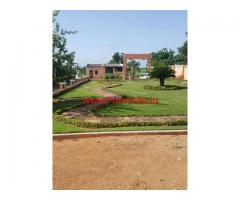 4.04 Guntas Farmland with Farm house for sale near Hyderabad