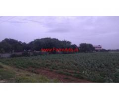 3.5 Acres Agriculture Land for Sale at Chikatimamidi.