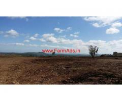 11 acre land for sale in Belur - hassan  , 100 mtrs from highway