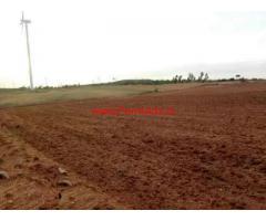 7 Acres plain agriculture land for sale near Raichur