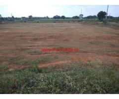 1 acres 10 guntas Farm Land for Sale at Maheshwaram.