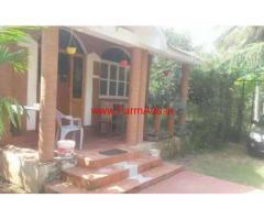 2.5 Acres Coconut Farm land with house for sale near Gopalpattynatham