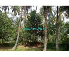 9 Acres farm land for sale at Kanakapura to Malavalli Road