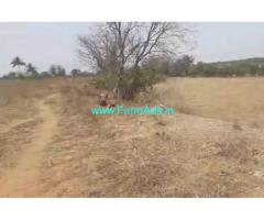 10.5 acre plain agriculture land for sale in Nimmanapalli mandal