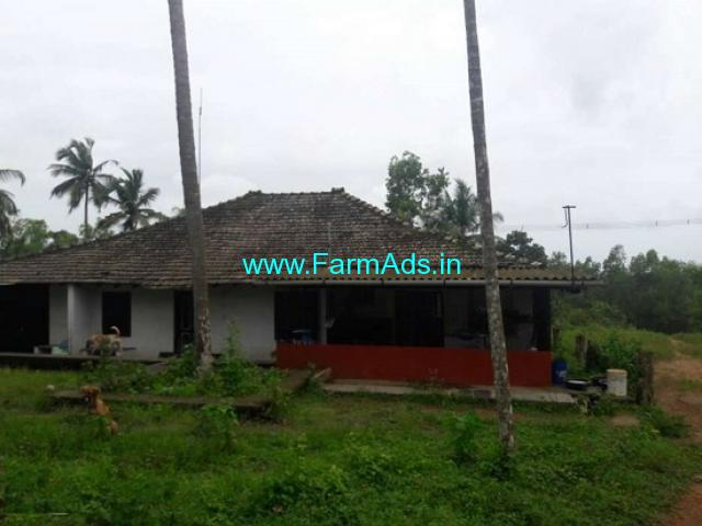 Farm house with 46 Cents Farm land for sale at Barkur ,Benne Kudru