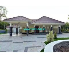 Farm house in 20 cents Land for sale in Sultan Bathery