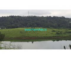 Banasura Dam Touch 1 Acre Farm land for sale Padinjarathara
