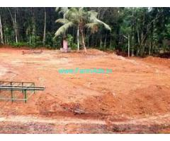 6 Cents Land for sale at Adoor