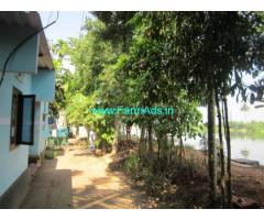 10 Cents Farm land with house for sale at Chennamkary, Kainakary