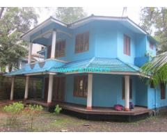 25.5 Cents Farm Land with Farm House for sale at Athikkyam