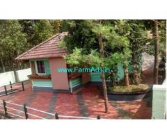 2 Acres Farm land with 10 cottages resort for sale in Palakkad