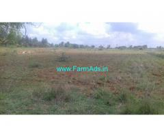 4 acres farm land for sale 5 kms from Hiriyur Challkere Highway