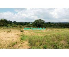 1.8 Acres Agriculture Land for sale near Shoolagiri, 50km from Bangalore